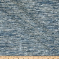 Richloom Fortress Clear Hampden Tweed Woven Denim