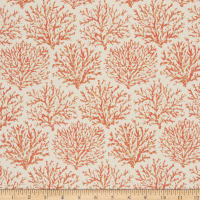 Bella Dura Home Performance Outdoor Coraline Saffron