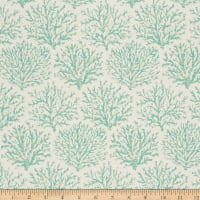 Bella Dura Home Performance Outdoor Coraline Turquoise