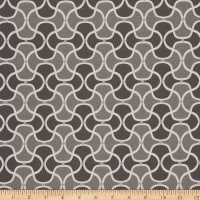 Bella Dura Home Performance Outdoor Scallop Charcoal