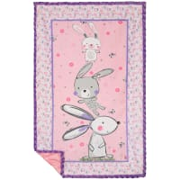 Shannon Minky Cuddle Kit Sew Simple Bunny Ears