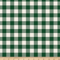 Riley Blake Designer Flannel Christmas Plaid Green