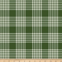 Riley Blake Designer Flannel Yuletide Plaid Green