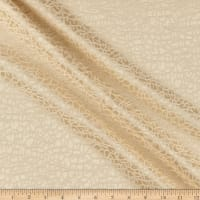 Craze Textured Jacquard Woven Cream