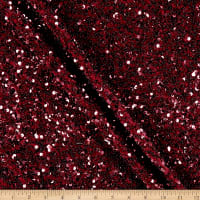 Selectra Plus Sequins Burgundy