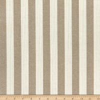 Big Duck Canvas Windmill Linen Stripes Taupe