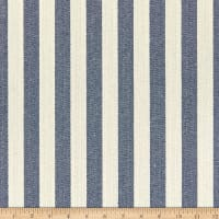 Big Duck Canvas Windmill Linen Stripes Navy