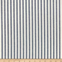 Big Duck Canvas Windmill Linen Bengal Stripes Navy