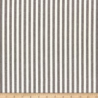 Big Duck Canvas Windmill Linen Bengal Stripes Black