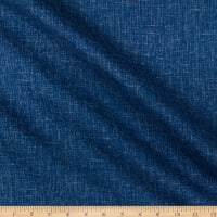 Kaufman Sevenberry Nara  Homespun Texture Denim