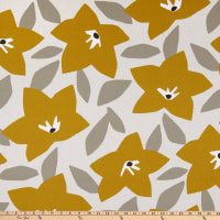 Magnolia Home Fashions Toulouse Duck Mustard