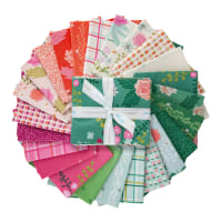 Riley Blake New Dawn Fat Quarter Bundle 24 Pcs