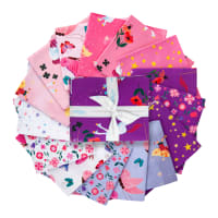 Riley Blake Uni The Unicorn Fat Quarter Bundle 15 Pcs