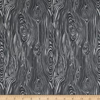 Riley Blake My Heritage Faux Bois Gray