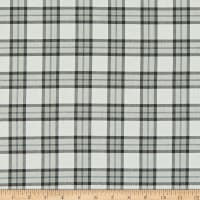 Riley Blake My Heritage Plaid Cream