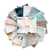 Art Gallery Exclusive Bundle Etno Collection Fat Quarters Multi 14 pcs