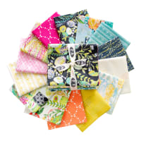 Art Gallery Exclusive Bundle Millie Fleur Collection Fat Quarters Multi 14 pcs