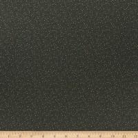Poppie Cotton Country Confetti Weathered Wood Grey