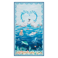 """Wilmington Whaley Loved Large 24"""" Panel Multi"""