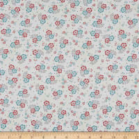 Wilmington Homemade Happiness Floral All Over Cream/Multi