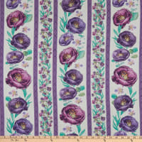 Wilmington Violette Repeating Stripe Multi