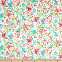 STOF France Emmy Cotton Poplin Multicolore