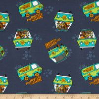 Scooby-Doo II Mystery Machine Navy