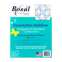 "8.5"" x 11"" Foundation Stabilizer 20pcs"