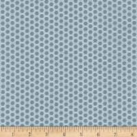 Kaufman Bees Knees Honey Combs Grey
