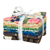 Kaufman Metallic Fat Quarter Bundles Imperial Collection 16 13 pcs Spring