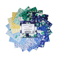 Kaufman Charm Squares Gardenia Party 42 Pcs Party