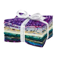 Kaufman Artisan Batiks Fat Quarter Bundles Evening Stroll 20 Pcs