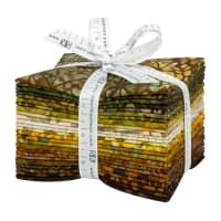 Kaufman Artisan Batiks Fat Quarter Bundles Fossils And Rocks 25 Pcs