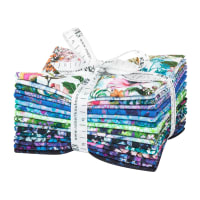 Kaufman Fat Quarter Bundles Topia 16 Pcs