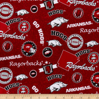 NCAA Arkansas Razorbacks Home State Cotton Multi