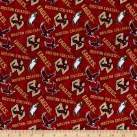 NCAA Boston College Eagles Tone On Tone Cotton Multi