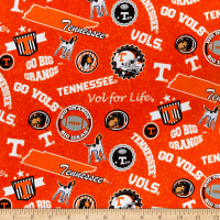 NCAA Tennessee Volunteers Home State Cotton Multi