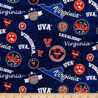 NCAA Virginia Cavaliers Home State Cotton Multi