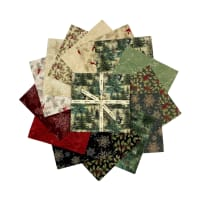 "Clothworks Let Nature Sing 10"" Squares 42pcs Multi"
