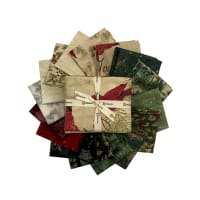 Clothworks Let Nature Sing Fat Quarter Pack 14 Pcs Multi