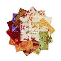 "Clothworks Autumn Air 5"" Squares 42pcs"