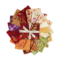 Clothworks Autumn Air Fat Quarters 15pcs