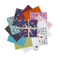 "Clothworks Summer Sampler 10"" Squares 42pcs"