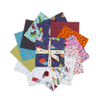 "Clothworks Summer Sampler 5"" Squares 42pcs"