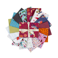 Clothworks Summer Sampler Fat Quarters 15pcs