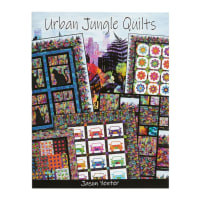 In The Beginning Urban Jungle Quilt Book