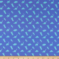 Camelot Rainbowsaurus Collection Dino Silhouettes Periwinkle