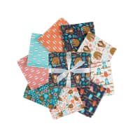 Camelot Born to be Mild Fat Quarter Bundle 9 Pcs. Multi