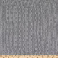 Camelot Reindeer Lodge Cable Knit Charcoal