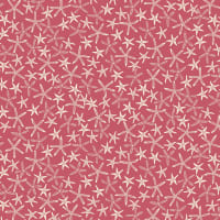 Michael Miller Fabrics By The Sea Starfish Coral